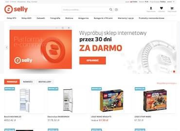 Darmowe szablony sklepu internetowego