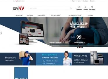 Darmowy szablon sklepu internetowego