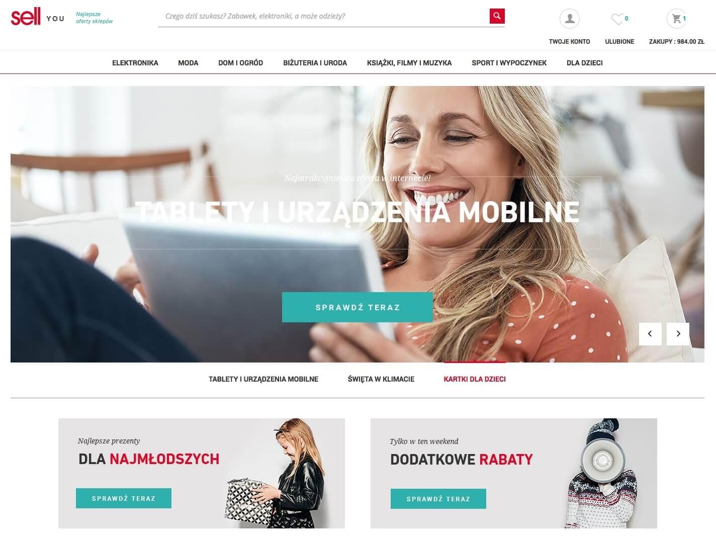 Darmowe responsywne szablony dla sklepu internetowego