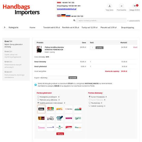 9cf3d43cf078d3 Szybkie Płatności Internetowe w sklepie ONLINE - Blue Media z Selly®