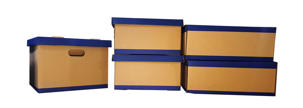 Pakowanie towaru w sklepie internetowym