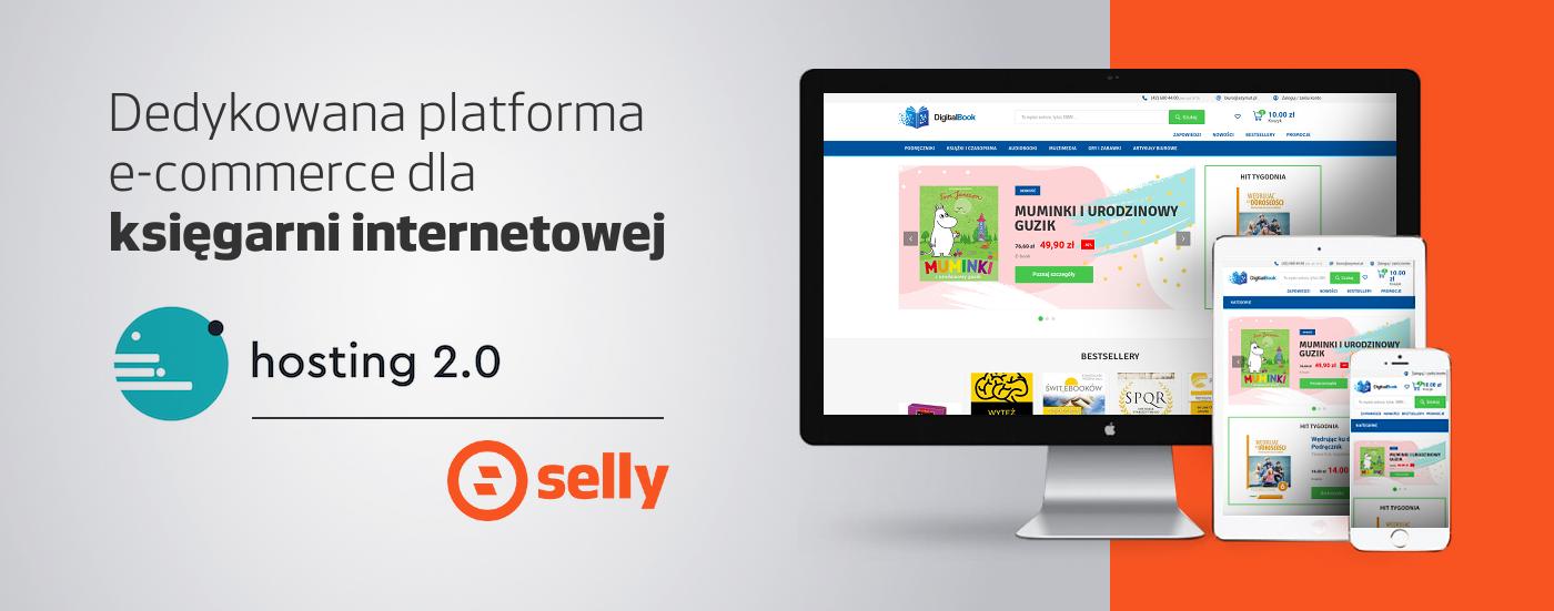 platforma ecommerce dla księgarni internetowej